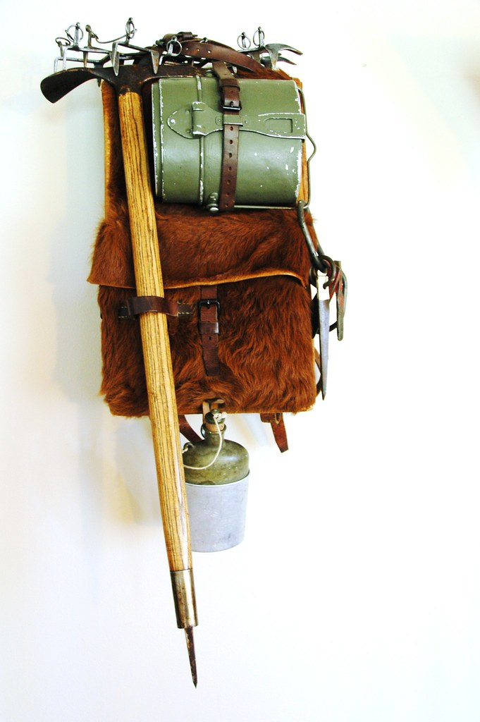 Vintage Winter Museum - Swiss Military Rucksac c. 1923 - 8