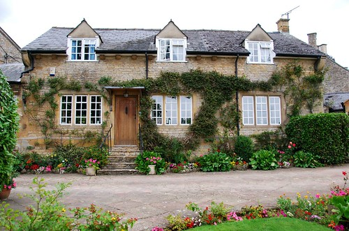 our b&b in maugersbury, cotswolds | by hopemeng