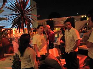 Evening Drinks at Trader Vic's