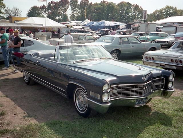 1966 Cadillac Eldorado convertible | Fall Carlisle, October