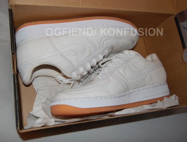 Air Force 1 WhiteGum Sole 1996 | Nike Air Force 1 low CVS S