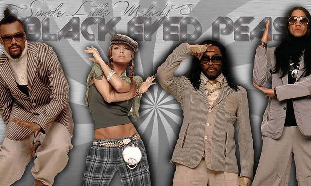 Black Eyed Peas - Simple Little Melody