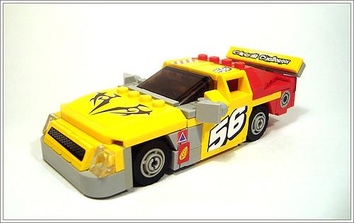 Nascar Car # 56