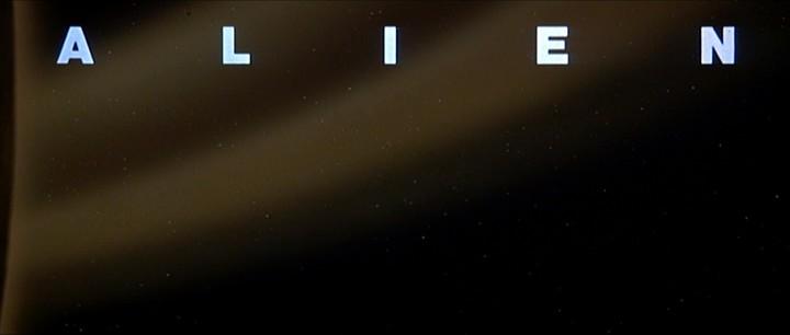 Image titre du film Alien (Ridley Scott, 1979)