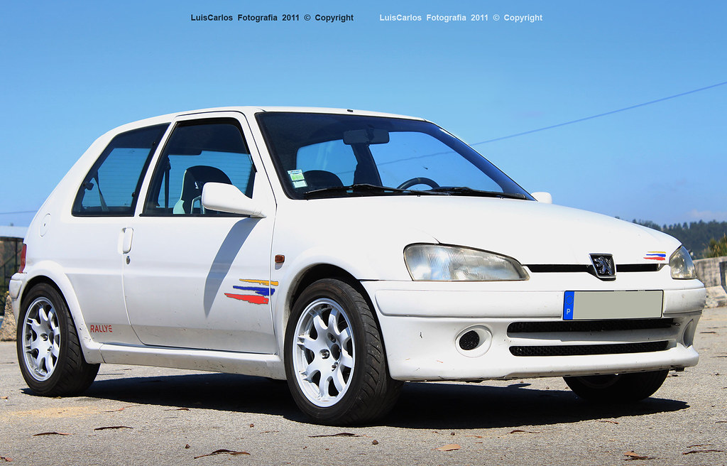 Peugeot 106 Rallye S2 Encontro 106rallyept Com Peugeot 1 Flickr