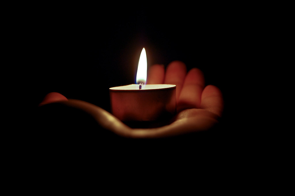I light a candle of hope for baby Bradley | My friends ...