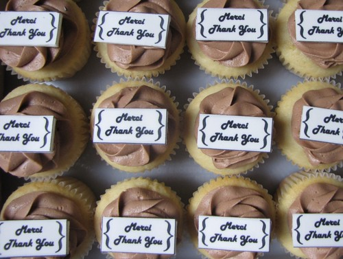 Staff Appreciation Cupcakes | by clevercupcakes