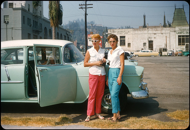 Hollywood! 1956