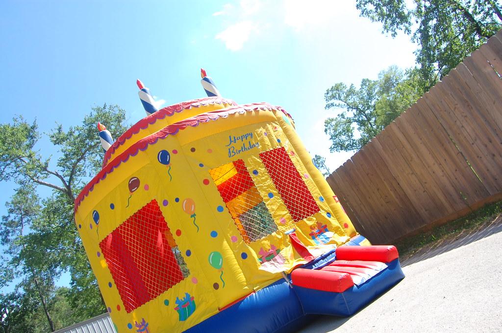 Birthday Cake Houston Moonwalk Rental 281 606 Jump 5867