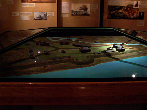 Model of Fort York in 1816 | by cetaylor