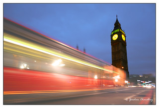 Night View of Big Ben, Westminister - London | by Zee Chaudhry