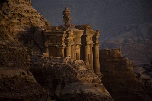 Ad Deir, Petra, Jordan