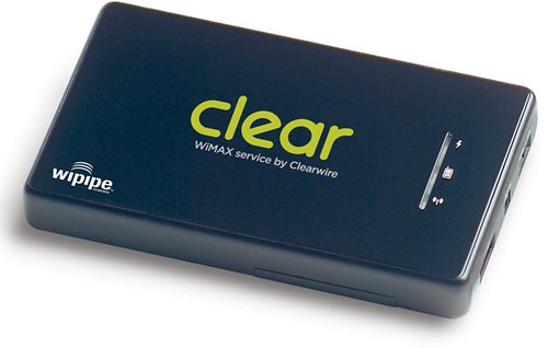clearspot, wimax router (cradlepoint)
