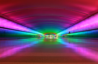 The light at the end of the tunnel | by Dawn Huczek