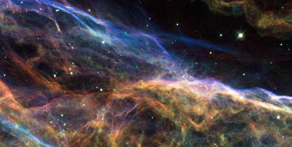 Veil Nebula Detail