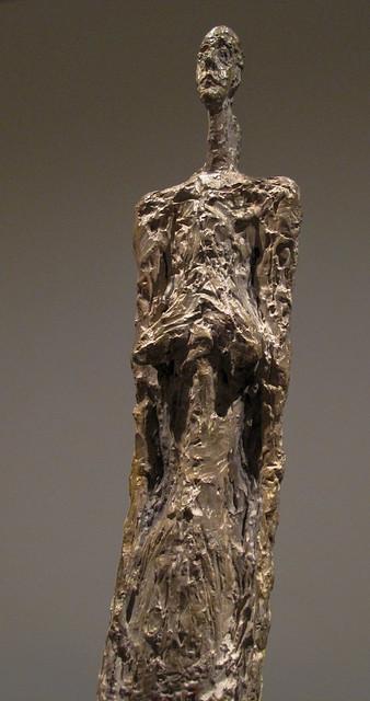 Giacometti figure