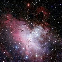 The Eagle Nebula from ESO | by thebadastronomer