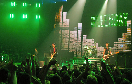 Green Day Concert Stage (Montreal) - Green Day is Ever Green | by Anirudh Koul