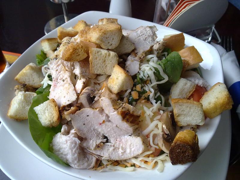 Sin & Redemption Salad