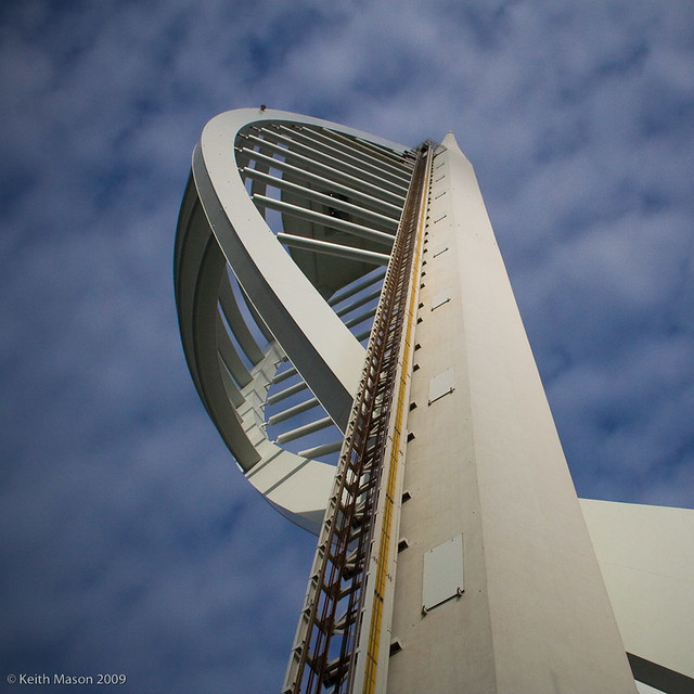 Spinnaker Tower, Portsmouth: Week 34 of 52