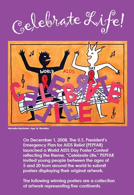 World AIDS Day Poster Contest | On December 1, 2008, The U ...