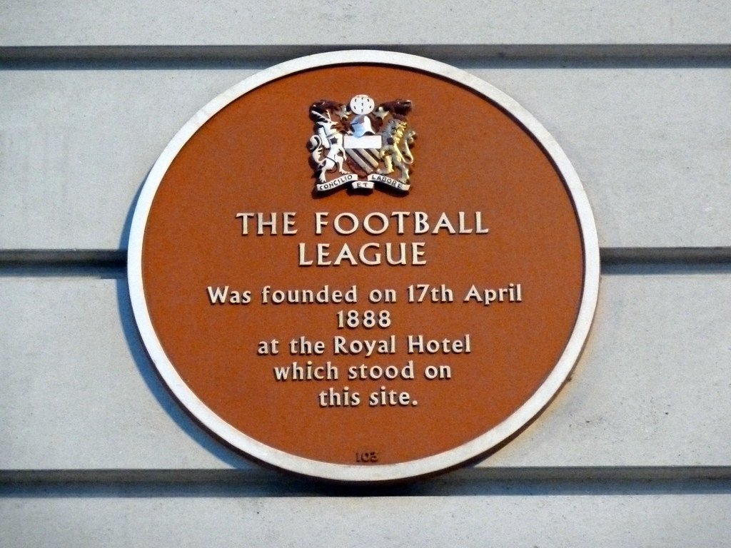 Image result for the football league founders
