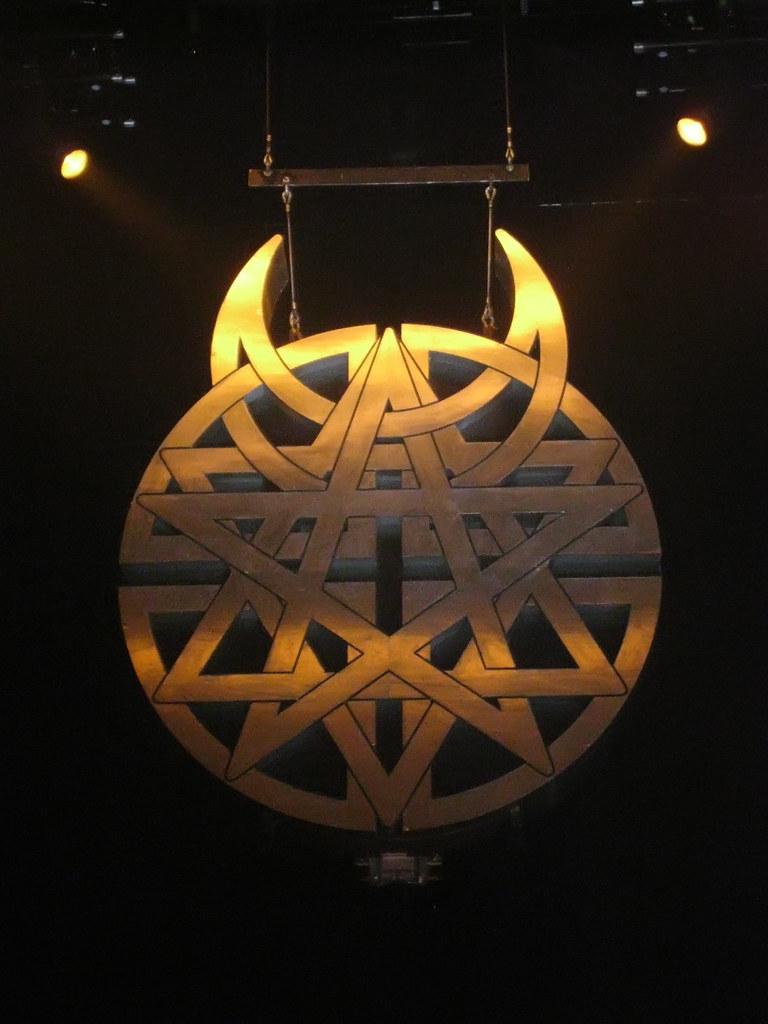 Disturbed logo from believe by razvan orendovici