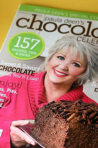 Paula Deen's Chocolate Celebration | by Bakerella