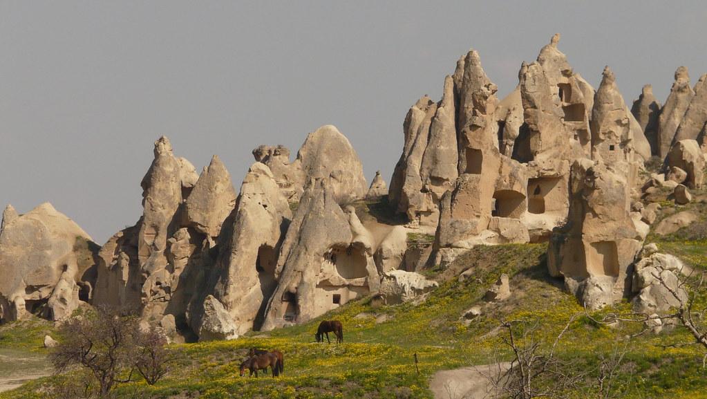 Valle Espadas (Capadocia, Turkiye) | Amaia eta Gotzon | Flickr