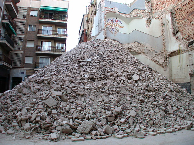 'Estratos', Proyecto Arte Contemporáneo 2008, Murcia