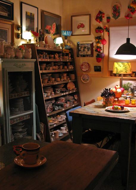 Quiet Kitchen