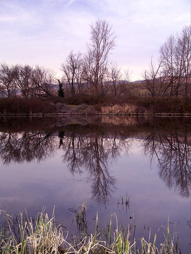 wood sunset sky favorite lake reflection water oregon pond ashland ©allrightsreserved pixability bgoldman
