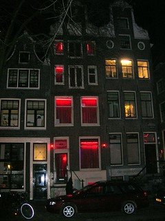 red light district, amsterdam | by RinaKatz