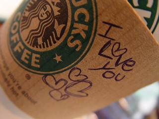 I love you Mr. Starbucks | by Rude Lovers©