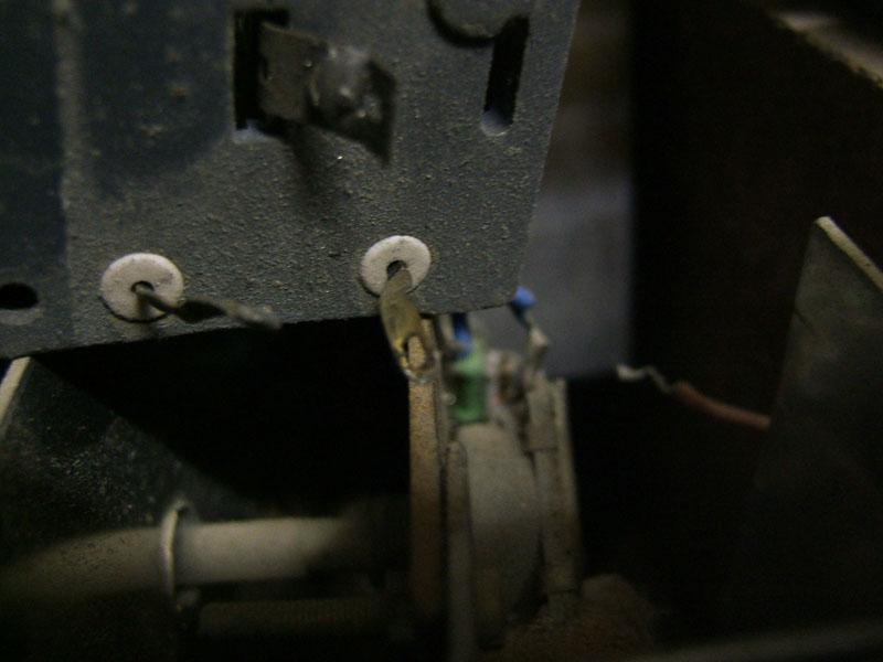 dusty old hardware