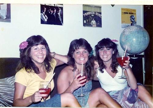 1982 1984 1983 1980s hairstyle thezoo chicostate 80shair californiastateuniversitychico richardclark suequinn aileenslevin marianneshaieb girliedrinks 1331awest5thstreetchicoca