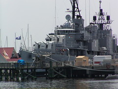 Patriots Point | by tgaume