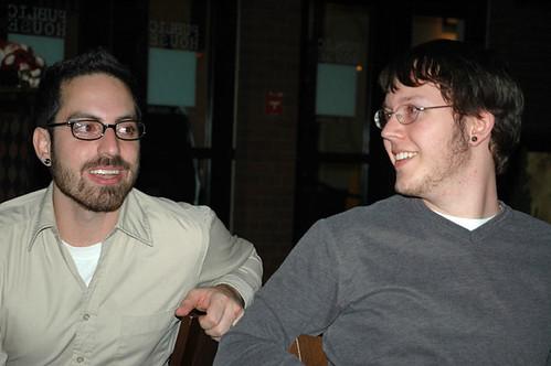 Stan and Jon