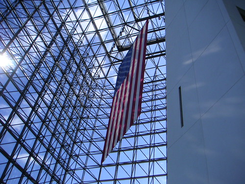 Kennedy Presidential Library | by Thomas Roessler