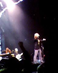 Jon, um, singing in his hideous military jacket | by vsmoothe