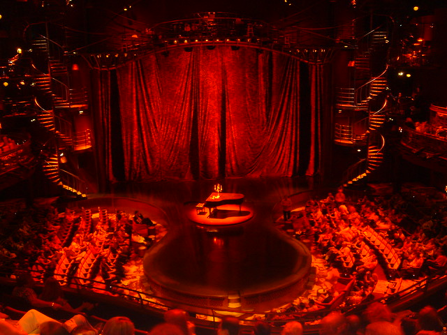 Las Vegas - Cirque du Soleil, Zumanity