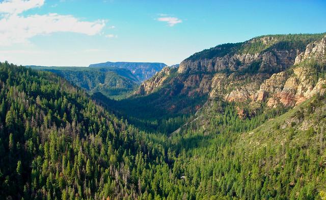 Sterling Canyon, Arizona - Nice view