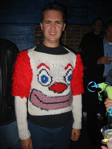 The Infamous Clown Sweater | by WilWheaton