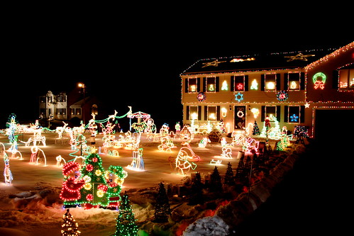christmas night lights interestingness interesting newhampshire scout nh explore mostinteresting hudson 03051 top20christmaslights top20fav2005 starrgazrsown nhtownlandmarks mooholidaycardcompetition