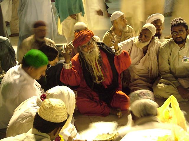 Sufi Quawwali singer in Lahore