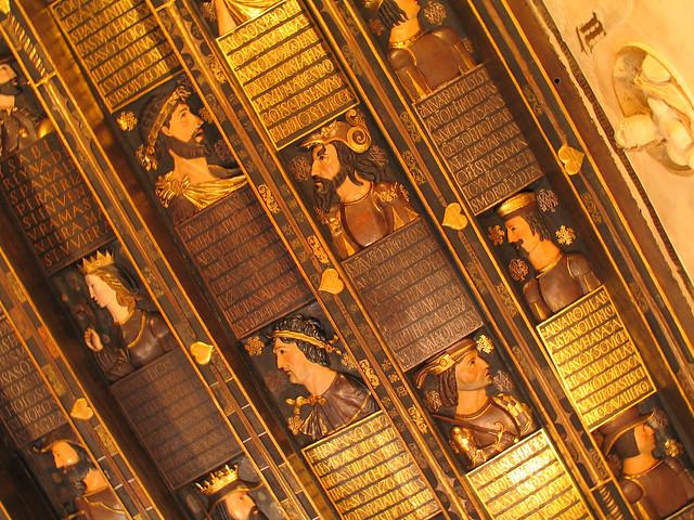 El cuarto dorado