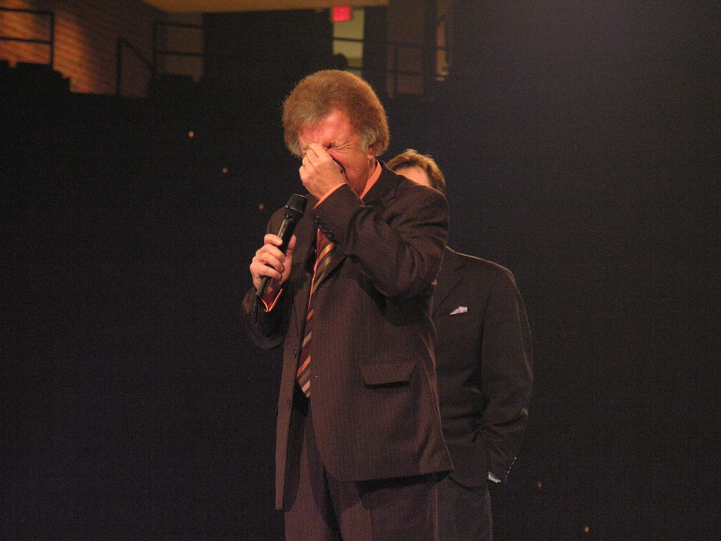 Bill Gaither Ask The Blind Man He Saw It All Boothbroth