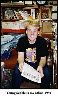 Robert Scoble in my vault 1991