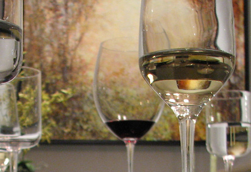 wine and painting color swathiness | by emdot