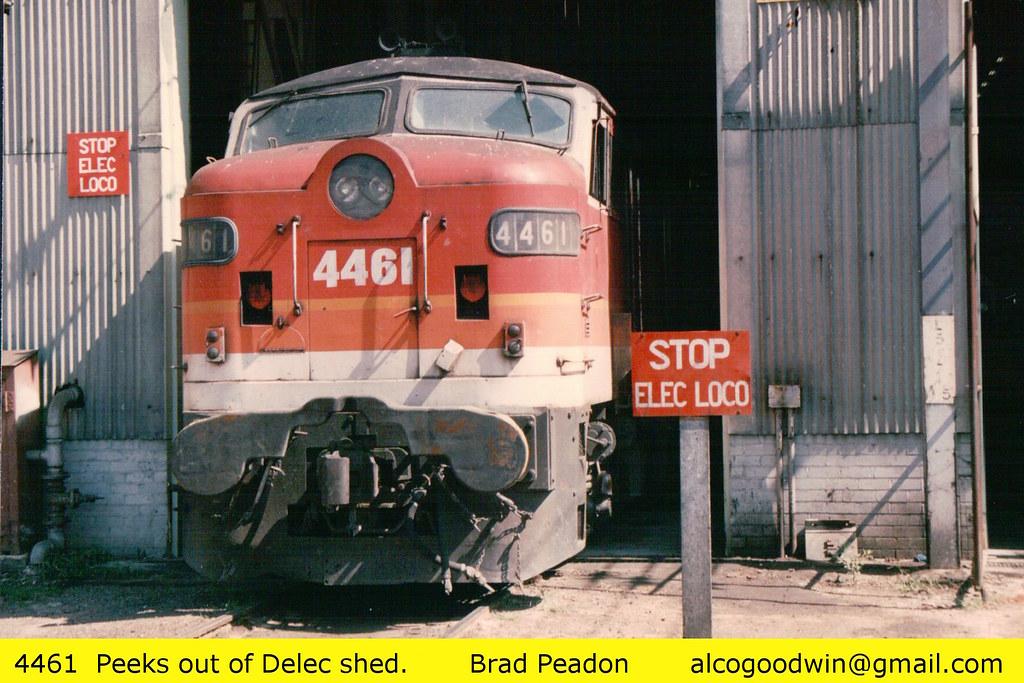NSW DL500B Class by alcogoodwin